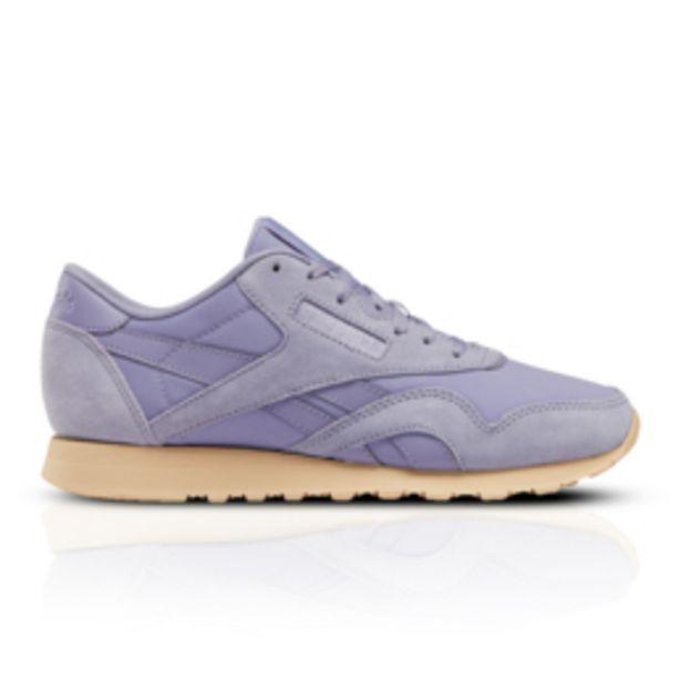 Reebok Women's Classic Nylon Purple Sneaker offers at R 749