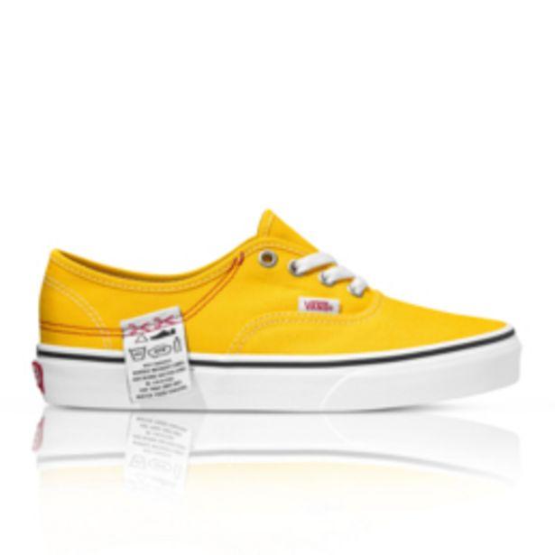 Vans Women's DIY Authentic HC Yellow Sneaker offers at R 539