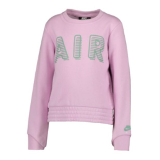 Nike Girls NSW Pink Sweat Top offers at R 399