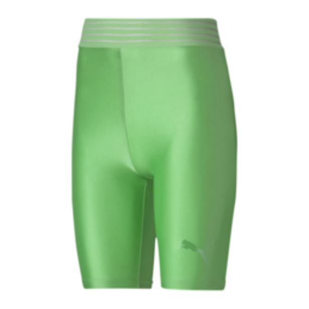 Puma Women's Green Cycling Short offers at R 399