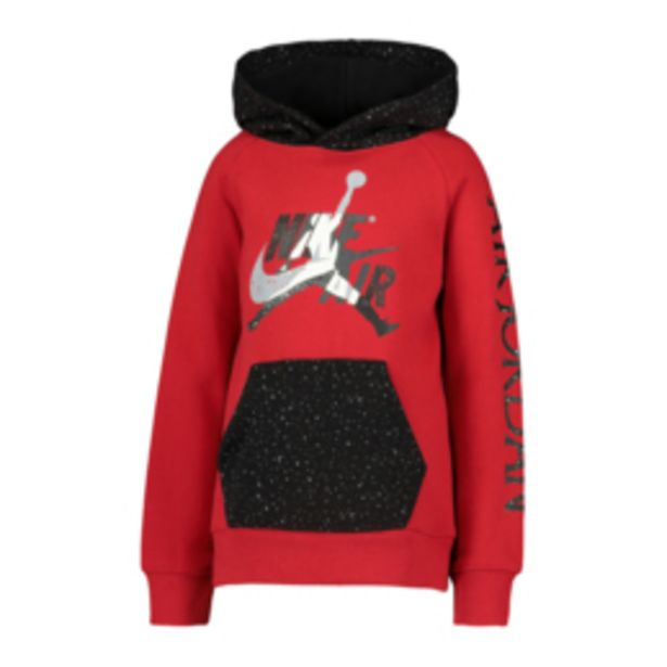 Jordan Boys Jumpman Red Sweat Top offers at R 439