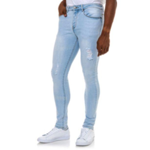 Redbat Men's Light Blue Skinny Jeans offers at R 319