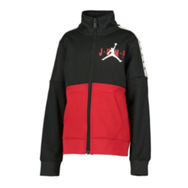 Jordan Boys Jumpman Black Jacket offers at R 469