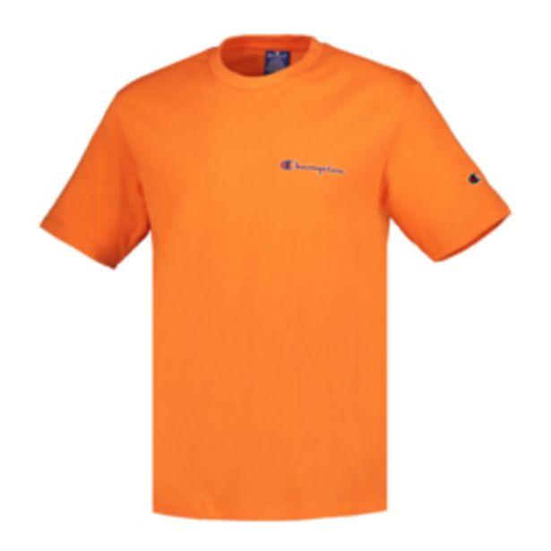 Champion Men's Orange T-Shirt offers at R 279