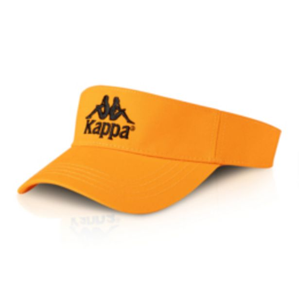 KAPPA ORANGE AUTHENTIC CROSSOVER VISOR offers at R 99