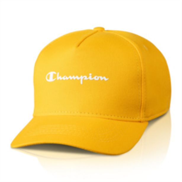CHAMPION YELLOW CAP offers at R 159