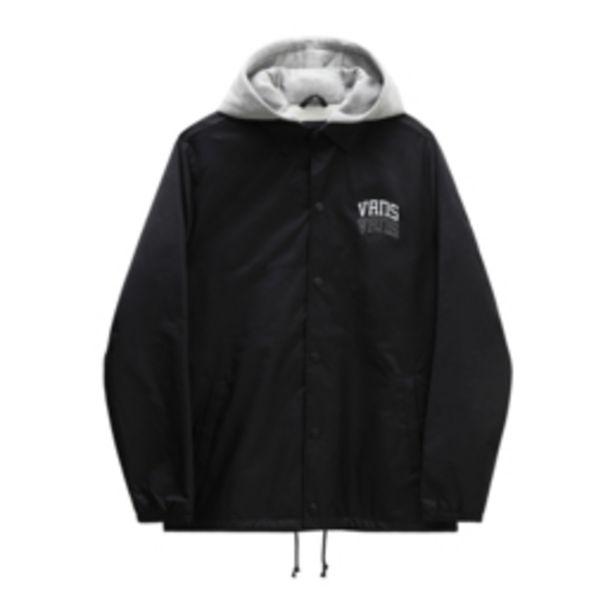 Vans Men's Black Jacket offers at R 1299