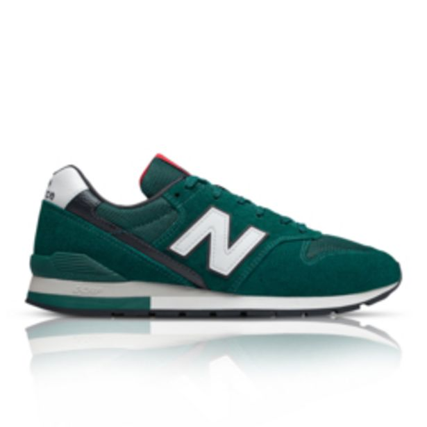 New Balance Men's 996 Green Sneaker offers at R 1139