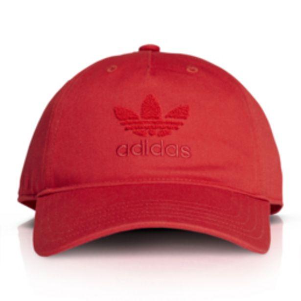Adidas Originals Red Chenille Dad Cap offers at R 269