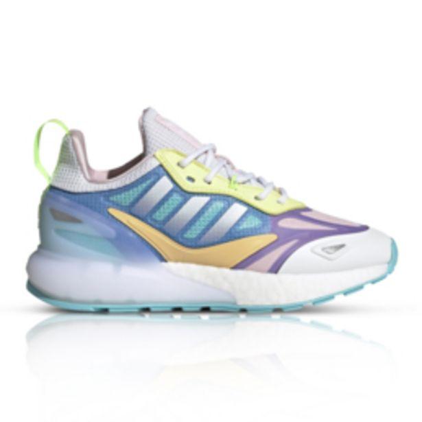 Adidas Originals Junior ZX 2K Boost Multicolour Sneaker offers at R 1539