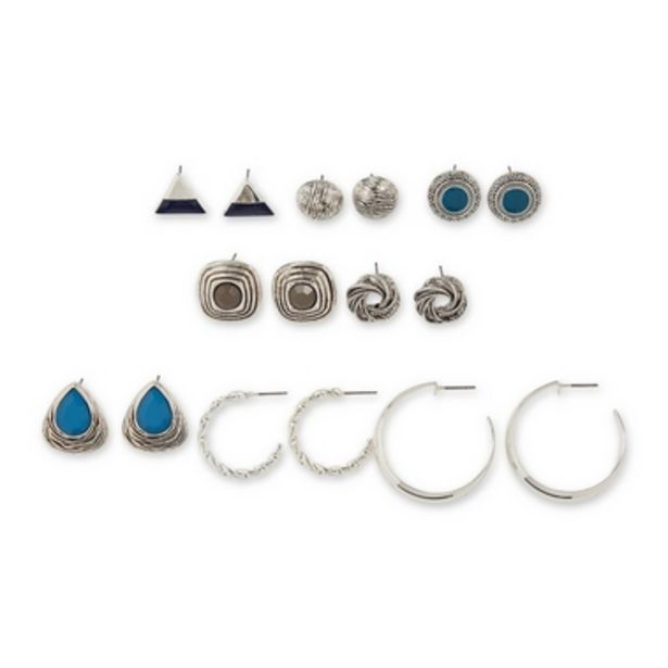9-pack Earring Set offers at R 75