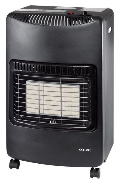 Goldair 3-panel Gas room heater offers at R 1999,99