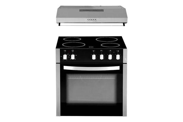 Kelvinator 60L 3-piece ceran built-in oven offers at R 8999,99