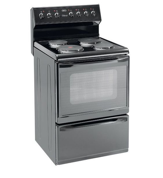 Defy DSS494 kitchenaire - Black offers at R 5999,99