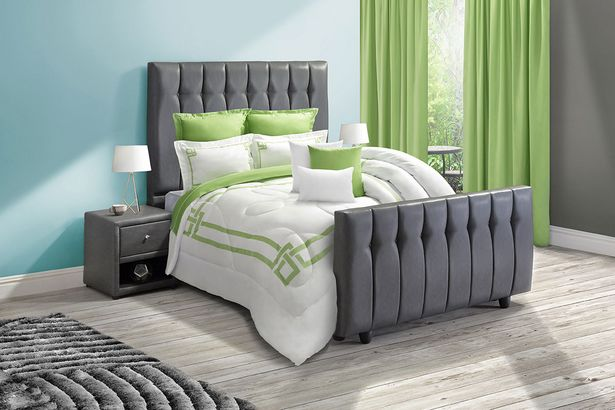 Grayson sleigh bed offers at R 6999,99
