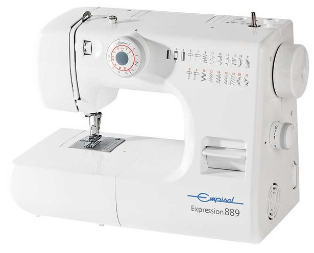 Empisal Expression 889 sewing machine offers at R 2999,99