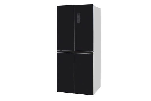 Kelvinator 500L 4-door - Black mirror offers at R 13999,99
