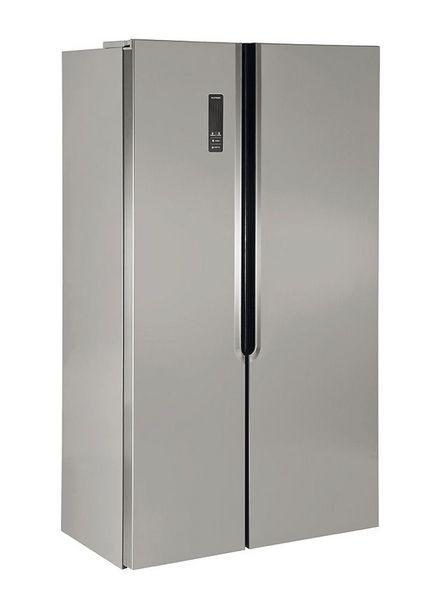 Kelvinator 550L SBS fridge - Stainless steel offers at R 13999,99