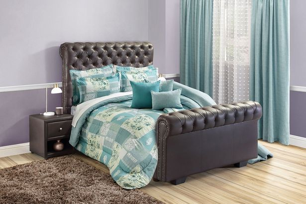 Chicago sleigh bed MK2 offers at R 7999,99