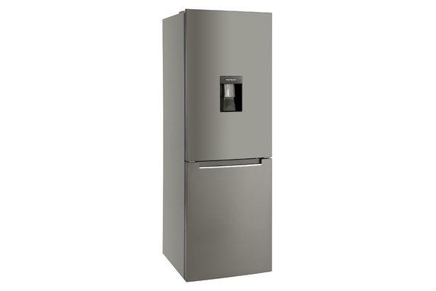Kelvinator KI380BFSD 350L double door - Stainless steel offers at R 6999,99
