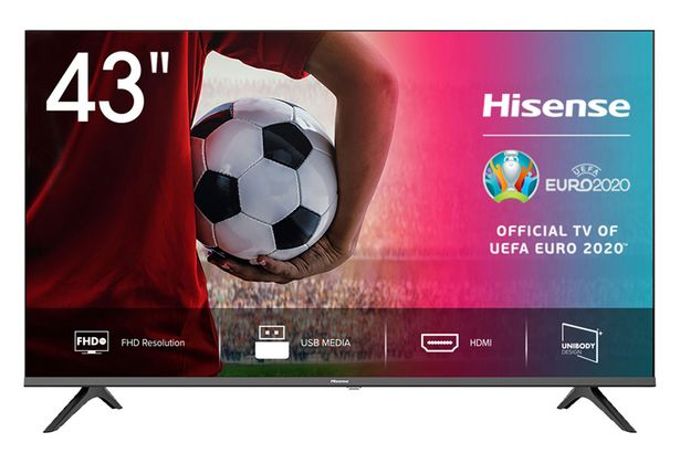 "Hisense 43A5200F 43"" FHD LED offers at R 5999,99"