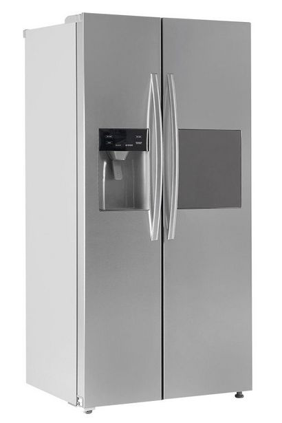 Kelvinator 660L with water dispenser - Stainless Steel offers at R 20999,99