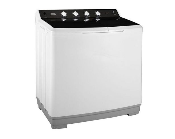 Defy 18kg twinmaid - White offers at R 5999,99
