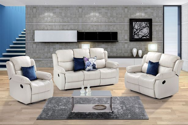 Bellito 3-piece 5-motion - Cream offers at R 19999,99