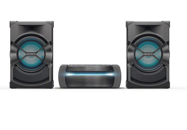 Sony shake XD10 component system offers at R 11999,99