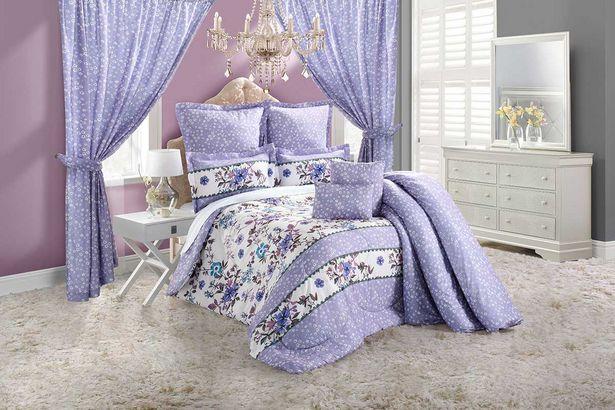 Zoe 10-piece Deluxe comforter set - Queen offers at R 3299,99