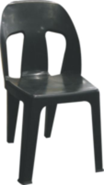 CHAIR 2 HOLE PLSTK   offers at R 50