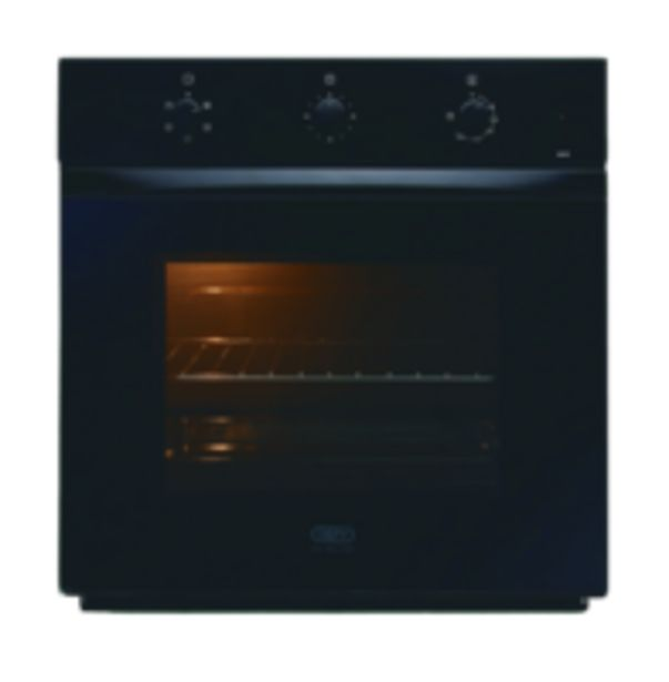 DEFY OVEN + HOB BLACK M/FUNCTION DCB838 offers at R 4700