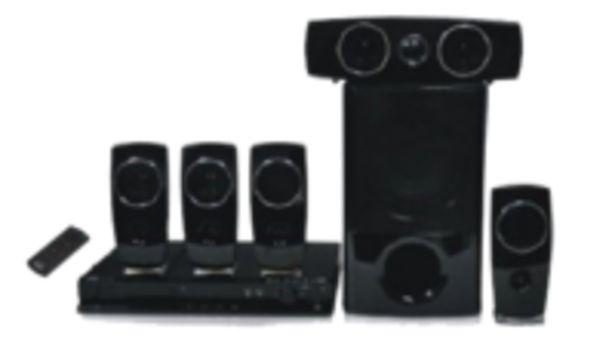 JVC 5.1CH BLUETOOTH  TH-N888B offers at R 2700