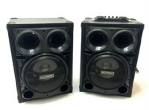DUAL TOWER SPEAKER BLUETOOTH  SX-115P  offers at R 3800