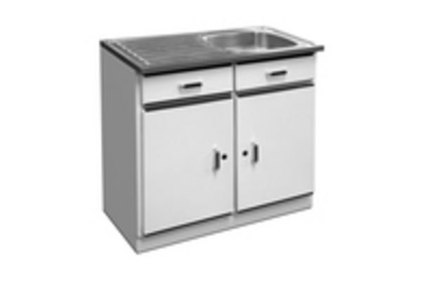 SINK UNIT WHITE   offers at R 1500