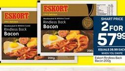Eskort Bacon 2 offers at R 57,99