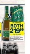 KWV 5 Year Old Brandy  offers at R 219,99