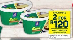 Clover Butter 2 offers at R 120