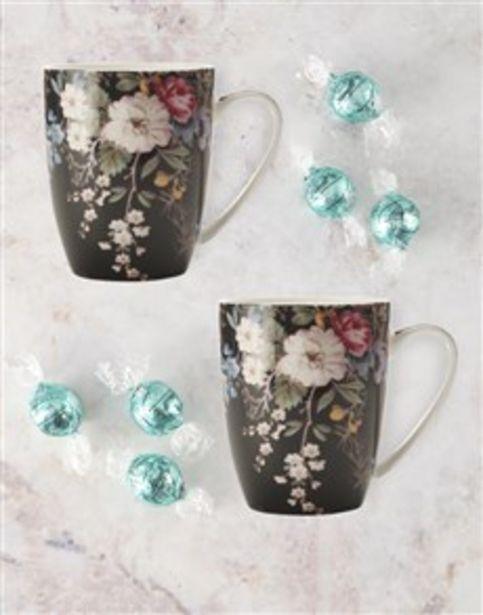 Maxwell And Williams Midnight Blossom Mug Set offers at R 481