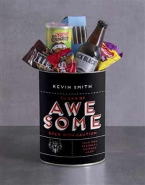 Personalised Awesome Bro Bucket offers at R 390