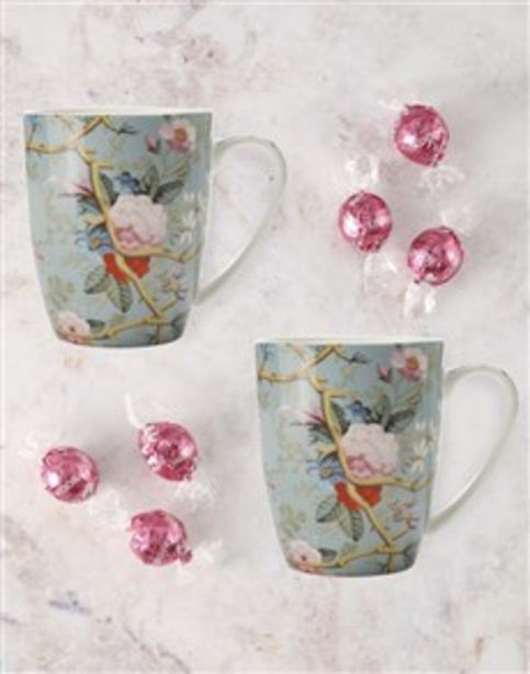 Maxwell And Williams Summer Blossom Mug Set offers at R 481