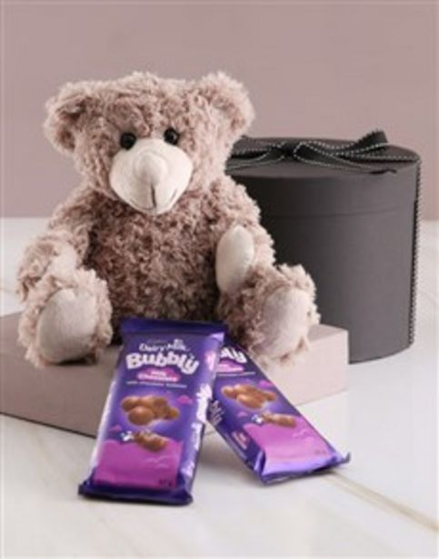 Teddy and Cadbury Chocolates in Gift Box offers at R 286