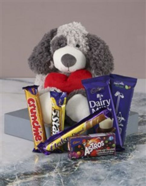 Puppy Love and Chocolate offers at R 390