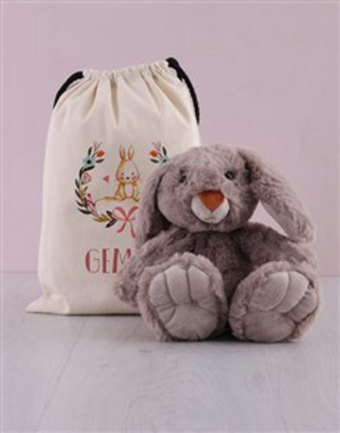 Personalised Bunny in a Bag Bundle offers at R 455