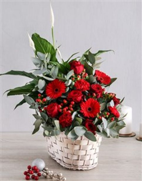 Mixed Red Basket offers at R 975