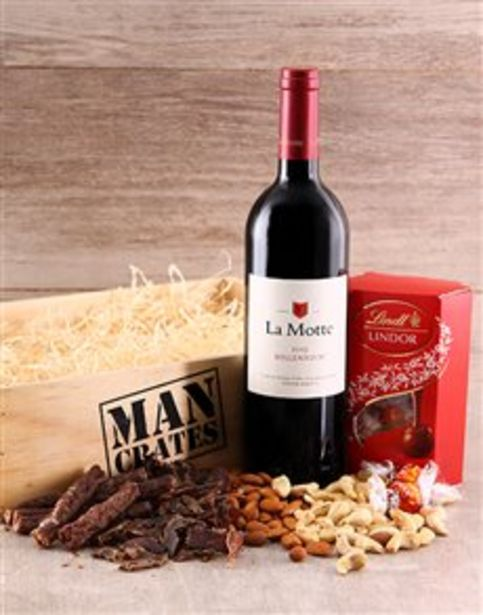 La Motte Man Crate offers at R 871