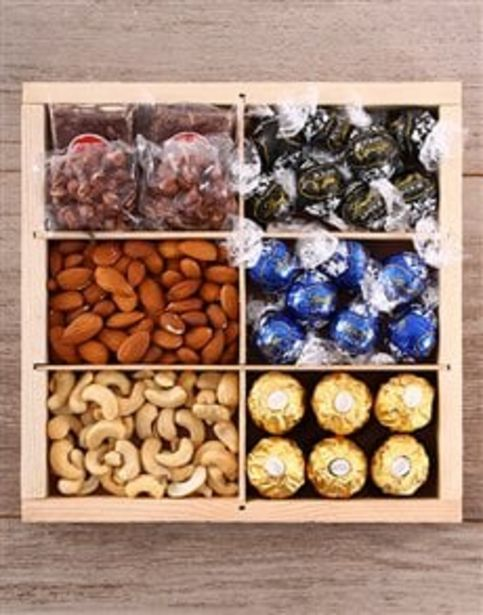 Dark Chocolate Nut Tray offers at R 572