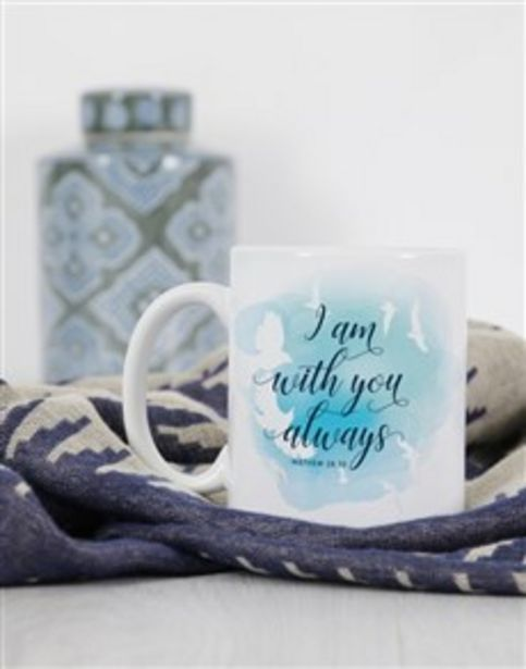 Personalised With You Always Mug offers at R 221