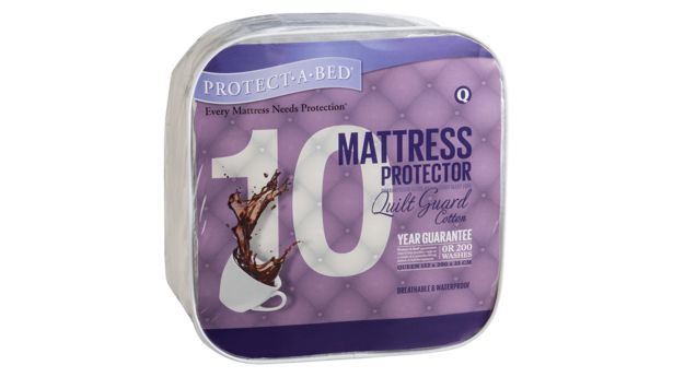 Quilt Guard Waterproof Mattress Protector offers at R 779