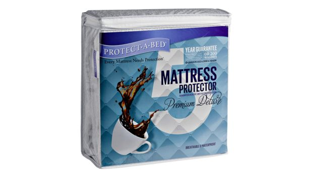 Protect a Bed Premium Deluxe Waterproof Mattress Protector offers at R 809